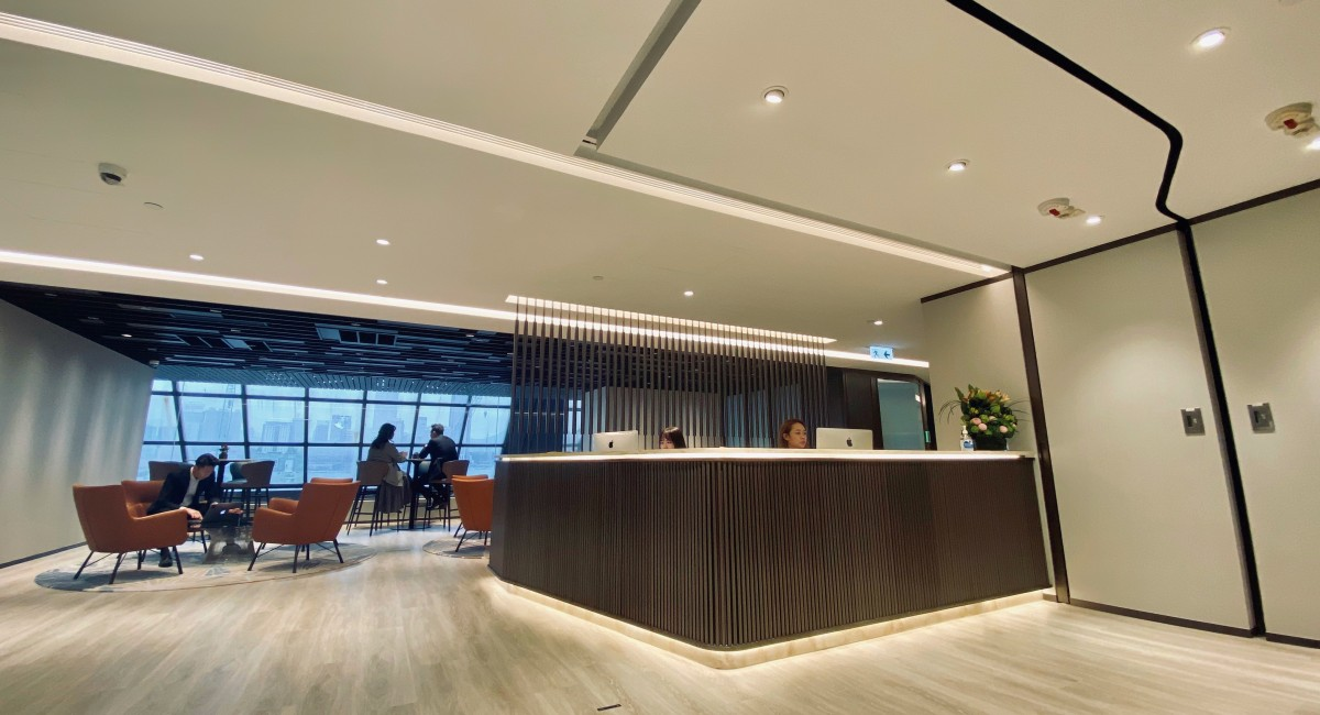 Eaton Club Wan Chai Serviced Office And Co-Working Space