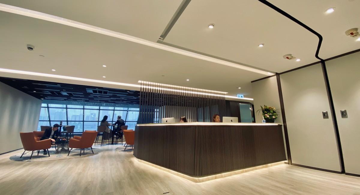 Eaton Club 服務式辦公室及共享工作空間